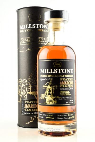 Millstone Peated Amarone Cask  Special No. 19 46%vol. 0,7l