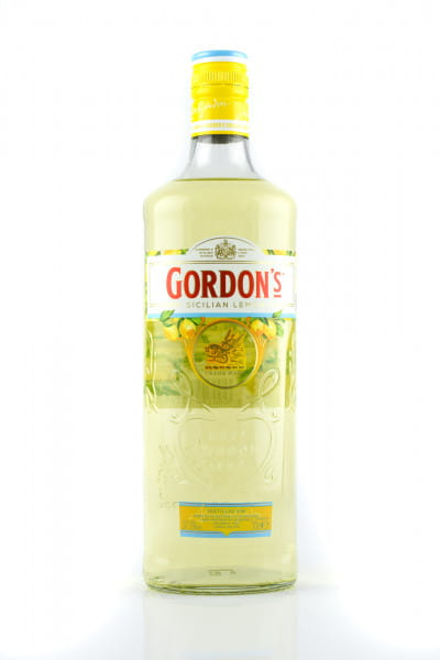 Gordon's Sicilian Lemon Gin 37,5%vol. 0,7l