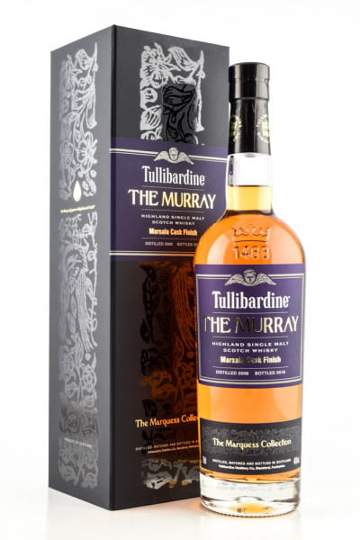 Tullibardine The Murray Marsala Cask Finish 46%vol. 0,7l