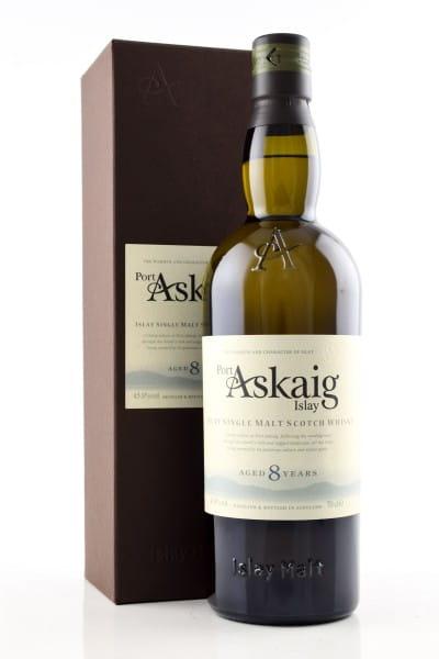 Port Askaig 8 Jahre Speciality Drinks Ltd. 45,8%vol. 0,7l