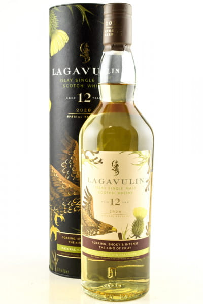 Lagavulin 12 Jahre Special Release 2020 56,4%vol. 0,7l