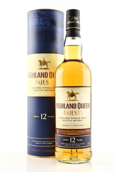 Highland Queen Majesty 12 Jahre 40%vol. 0,7l