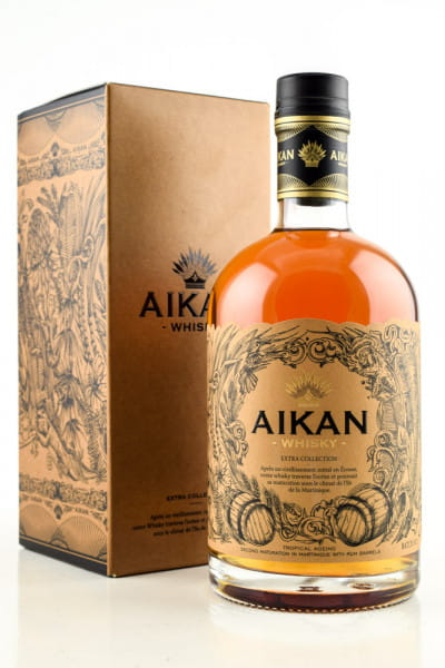 Aikan Batch No. 1 Extra Collection 43%vol. 0,5l