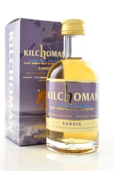 Kilchoman Sanaig 46%vol. 0,05l