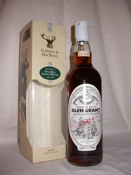 Glen Grant 1961/2006 Gordon & MacPhail 40%vol. 0,7l