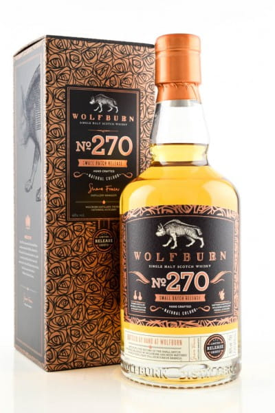 Wolfburn Batch 270 46%vol. 0,7l