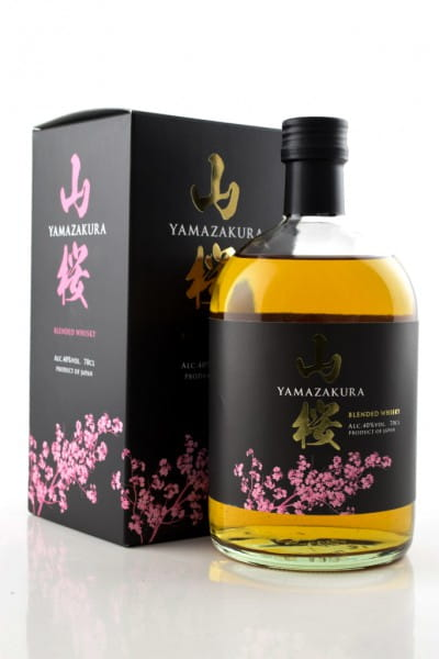 Yamazakura 40%vol. 0,7l