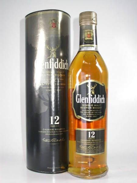 Glenfiddich 12 Jahre Caoran Reserve 40%vol. 0,7l