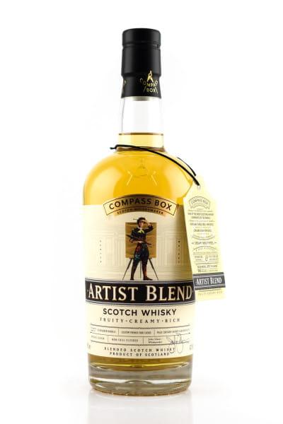 Artist Blend Compass Box 43%vol. 0,7l