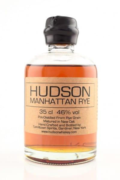 Hudson Manhattan Rye 46%vol. 0,35l