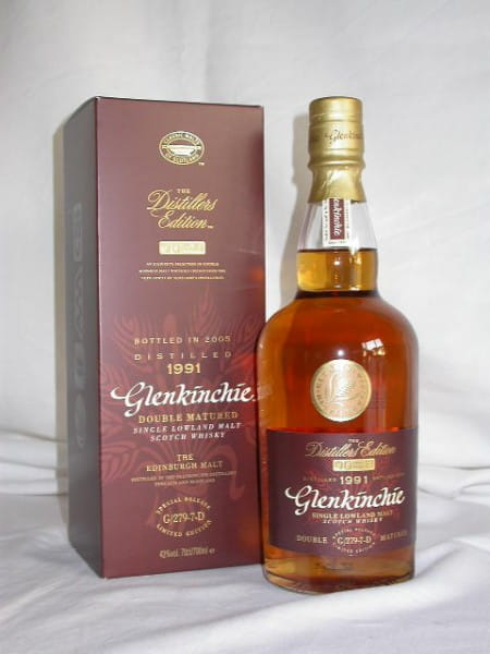 Glenkinchie 1991/2005 Distillers Edition 43%vol. 0,7l