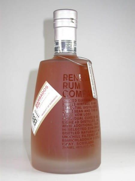 Barbados Rum Four Square 6 Jahre Renegade Rum Co. 46%vol. 0,7l