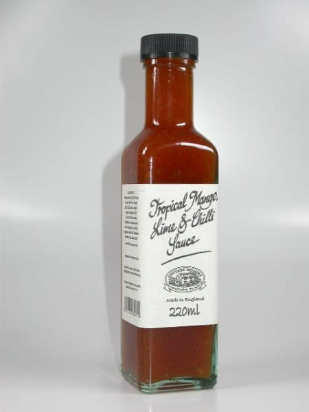 Tropical Mango, Lime & Chilli Sauce 220ml