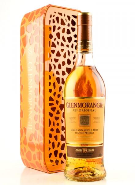 Glenmorangie 10 Jahre The Original 40%vol. 0,7l - Giraffe Limited Edition