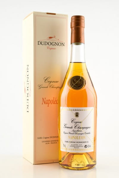Dudognon NAPOLEON Grande Champagne 42%vol. 0,7l