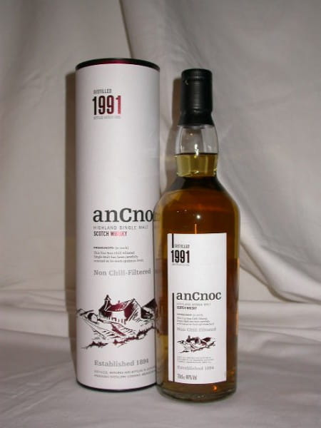 An Cnoc 1991/2005 46%vol. 0,7l
