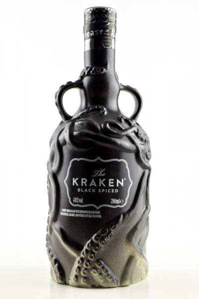 The Kraken - Black Spiced Limited Edition 40%vol. 0,7l