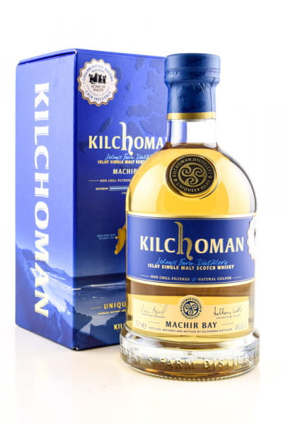 Kilchoman Collaborative Vatting Machir Bay 46%vol. 0,7l