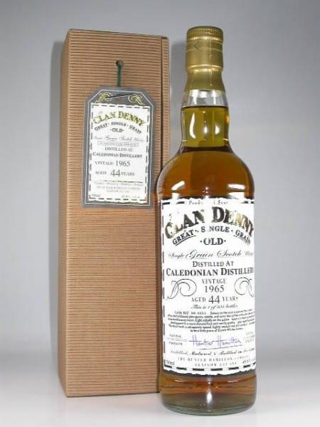 Caledonian Distillery 44 Jahre 1965 Clan Denny 45,8%vol. 0,7l