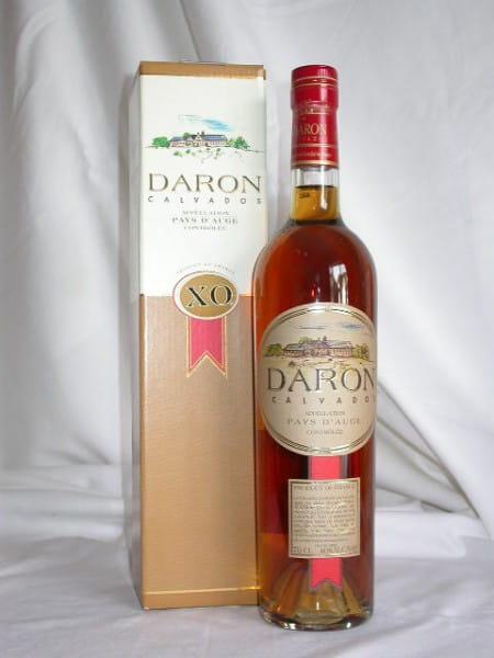 Daron XO Calvados Pays d'Auge 40%vol. 0,7l