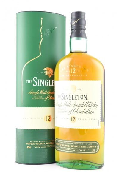 The Singleton of Glendullan 12 Jahre 40%vol. 1,0l