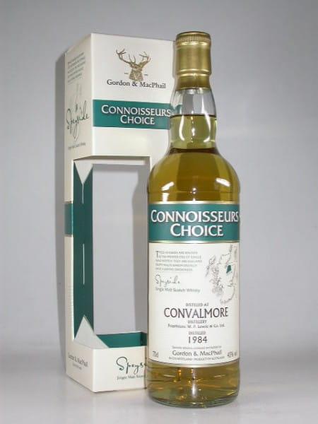 Convalmore 1984/2008 Gordon & MacPhail Connoisseurs Ch. 43%vol. 0,7l