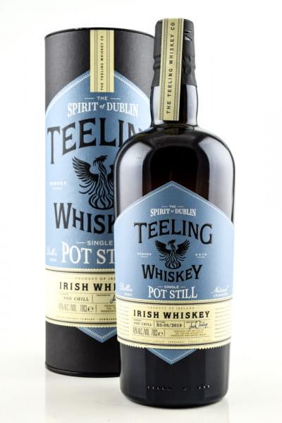 Teeling Single Pot Still Whiskey 46%vol. 0,7l