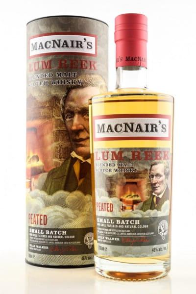 MacNair's Lum Reek 46%vol. 0,7l