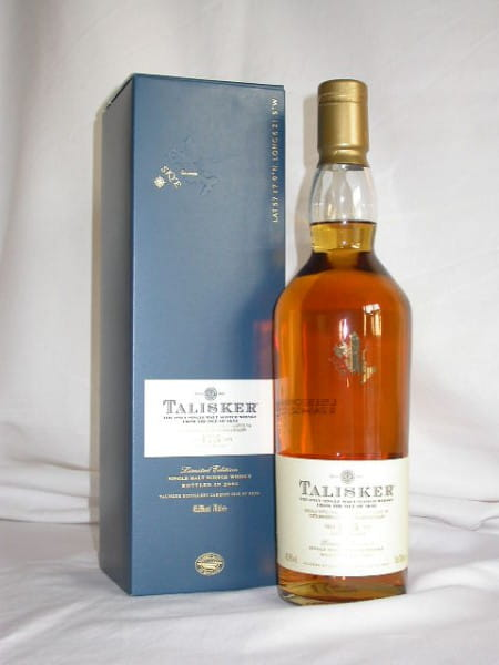 Talisker 175th Anniversary Bottled 2005 45,8%vol. 0,7l