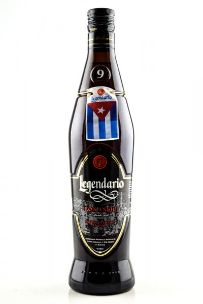 Legendario Ron Anejo 40%vol. 0,7l