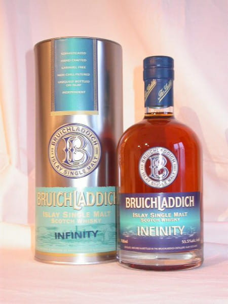 Bruichladdich INFINITY 55,5%vol. 0,7l