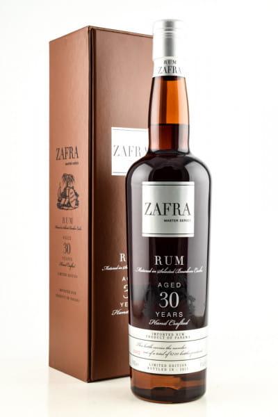 Zafra Master Series 30 Jahre 40%vol. 0,7l