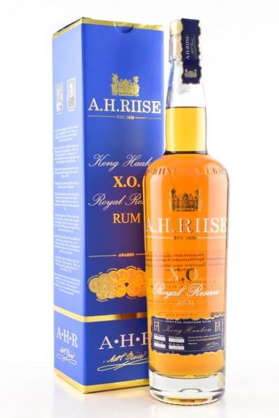 A.H. Riise XO Royal Reserve Kong Haakon 42%vol. 0,7l