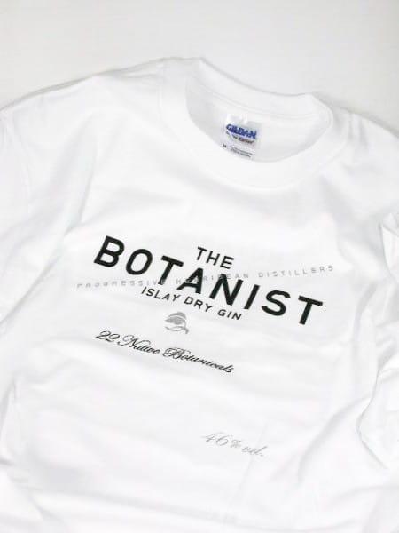 Bruichladdich The Botanist - T-Shirt Gr. M 100% Baumwolle