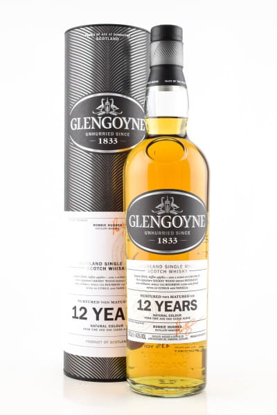 Glengoyne 12 Jahre 43%vol. 0,7l