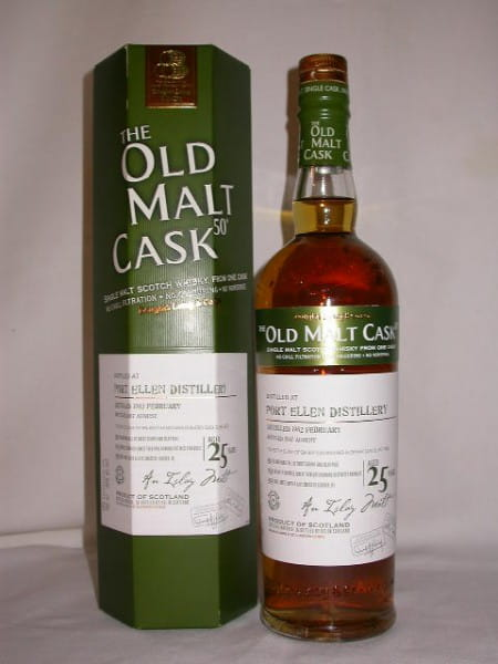 Port Ellen 1982/2007 Sherry Cask Douglas Laing 50%vol. 0,7l