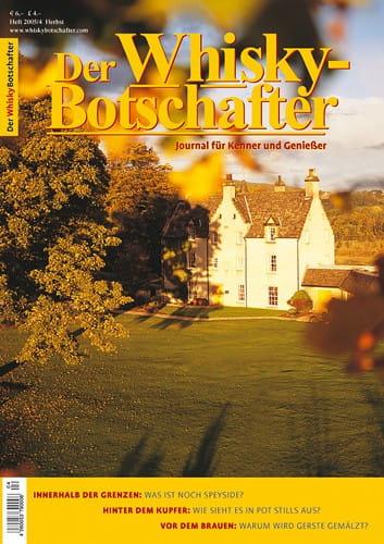 Der Whisky-Botschafter Heft 2005/4 Herbst