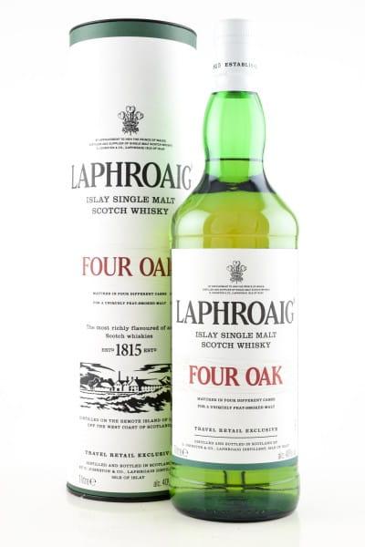 Laphroaig Four Oak 40%vol. 1,0l