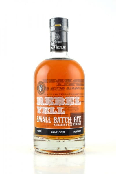 Rebel Yell Small Batch Rye 45%vol. 0,7l