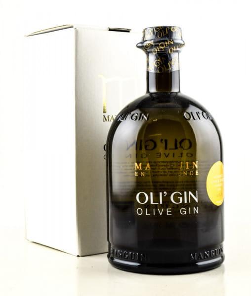 Manguin Oli' Gin 41%vol. 0,7l