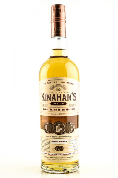 Kinahan's Small Batch 46%vol. 0,7l