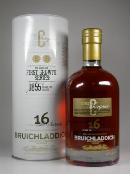Bruichladdich First Growth Series 16 Jahre Cuvee C Margaux 46%vol. 0,7l