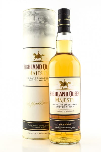 Highland Queen Majesty Classic 40%vol. 0,7l