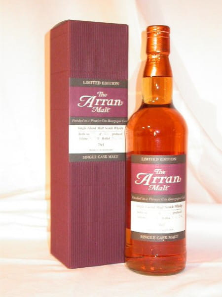 Arran Premier Cru Bourgogne Single Cask 98/06 56,5%vol.0,7l