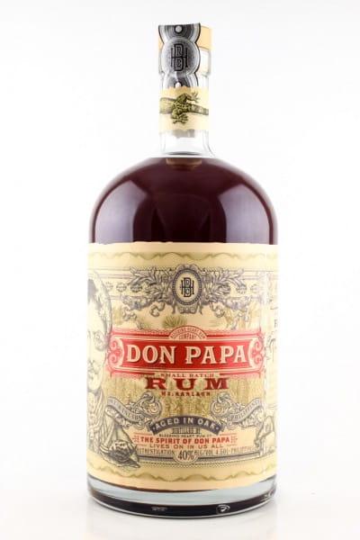 Don Papa 40%vol. 4,5l