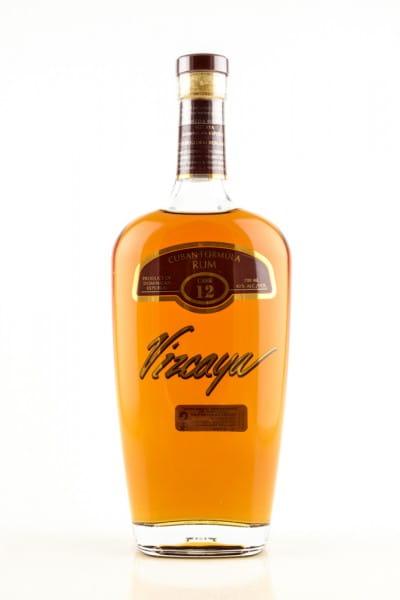 Vizcaya Rum Cask No. 12 40%vol. 0,7l