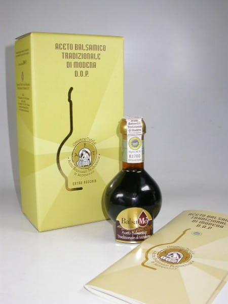 Aceto Balsamico Tradizionale di Modena - Extra Vecchio - Folonari 0,1l