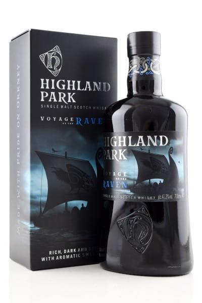Highland Park Voyage of the Raven 41,3%vol. 0,7l