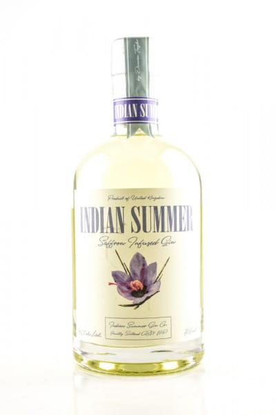 Indian Summer Saffron Infused Gin 46%vol. 0,7l