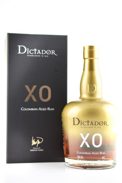 Dictador XO Perpetual 40%vol. 0,7l